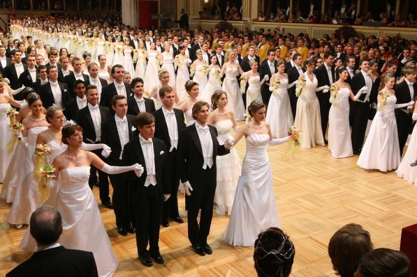 3.3.2011, Wiener Opernball Eröffnung